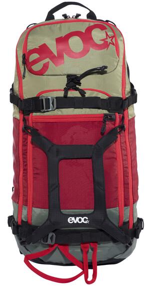 Evoc FR Pro Team - Sac à dos - 20, XL rouge